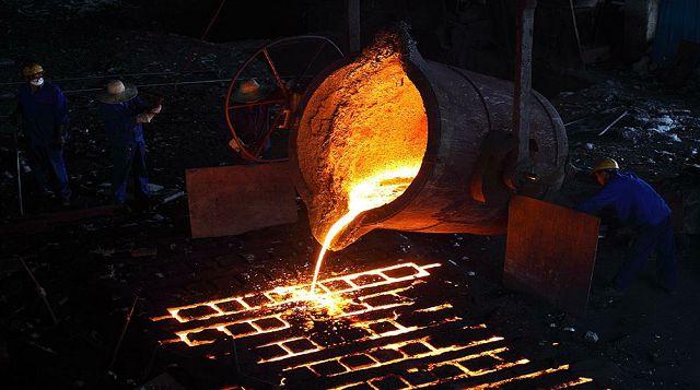 九年级上册 第五章 金属的冶炼与利用